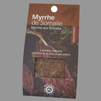 Myrrh Incense Resin from Somalia - 40 grams