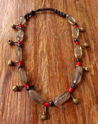 Large Old Nagaland Tribal Necklace