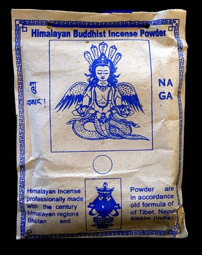 NAGA - Traditional Tibetan Incense Powder