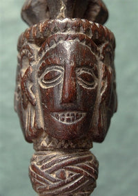 Antique Nepalese Shamanic Phurba - 18th/19th C