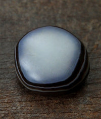 New Luk Mik dZi bead - 26mm