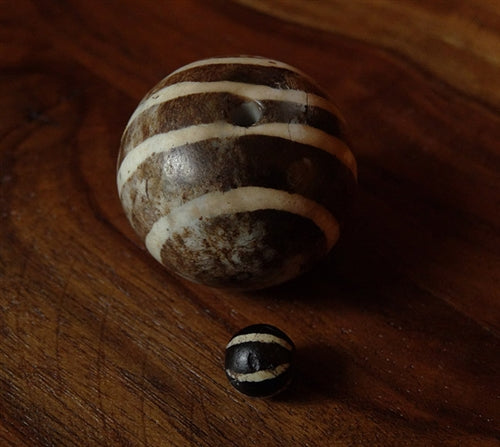 Very Rare Ancient Eye Bead - 27mm