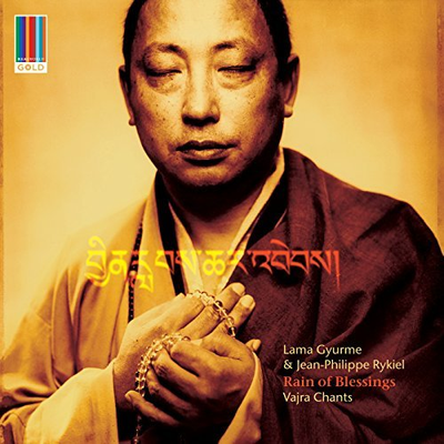 Rain of Blessings [CD] ~ Lama Gyurme