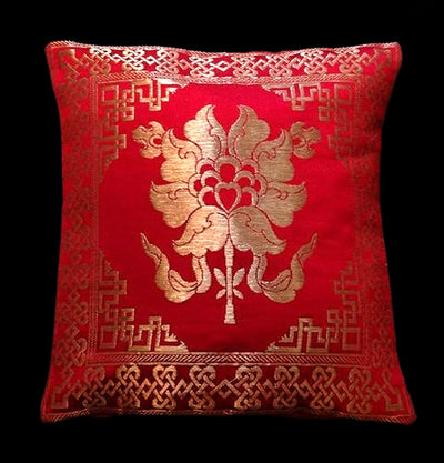 Cushion Covers Traditional Tibetan Designs Garuda Trading