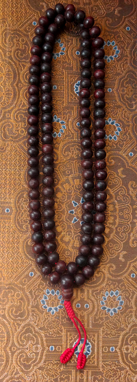 Large Rosewood Mala - 10mm