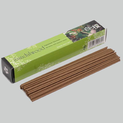 Sandalwood Baieido Incense - 40 sticks - Imagine Series