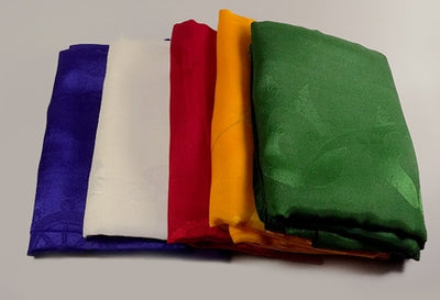 Set of 5 Coloured Katas
