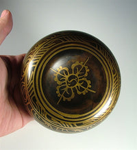 Singing Bowl with Mantras