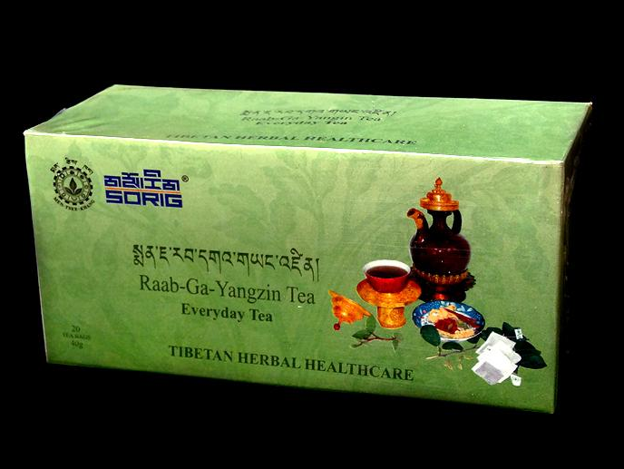 Sorig Everyday Tea ~ Raab-Ga-Yangzin ~ 20 Bags