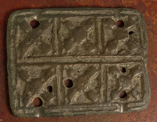 Antique Armour Plate Thokcha
