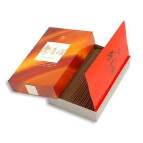 Shu Koh Koku Baieido Incense - 50 grams - Aloeswood & Chinese Spices