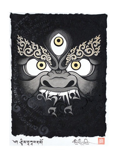Homage to Mahakala