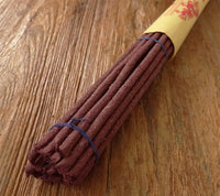 Bhutanese Men Tsi Khang - Thunder Dragon Incense - EXTRA LARGE Yellow Roll