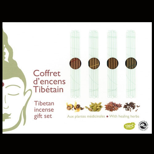 Tibetan Incense Gift Set - Created by Dr Dolka