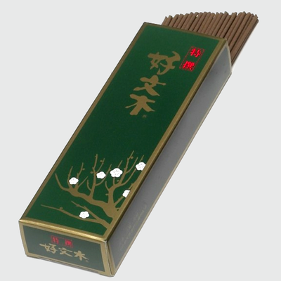 Tokusen Kobunboku Baieido Incense - 80 sticks