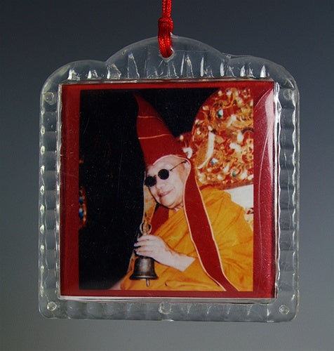 His Holiness Kyabje Trulshik Rinpoche Amulet