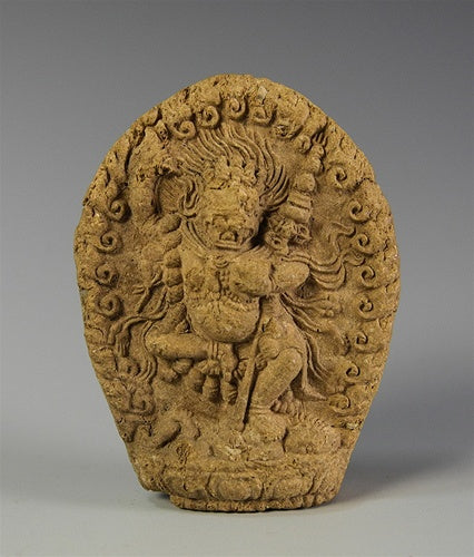 Lion Headed Dakini Tsa Tsa