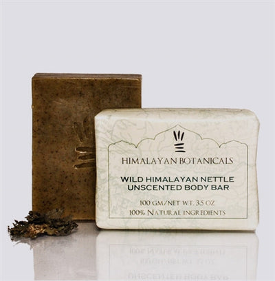 Wild Himalayan Nettle Unscented Bar - 100g