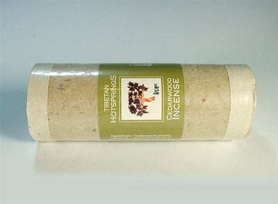 Wild Earth Cedarwood Incense - 24 Sticks