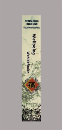Wellbeing Feng Shui Incense