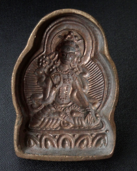 White Tara Tsa Tsa Mould