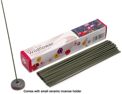 Wildflower Baieido Incense - 40 sticks
