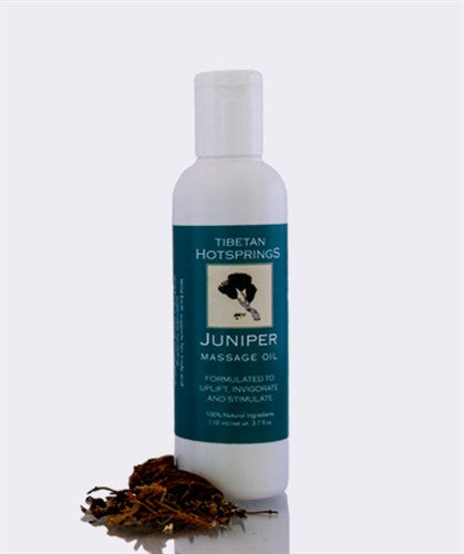 Juniper Massage Oil - 110 ml