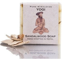 Yogi Sandalwood Soap - 80g