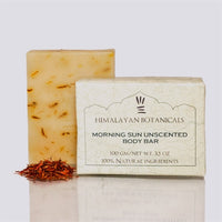 Morning Sun Unscented Soap - 100g