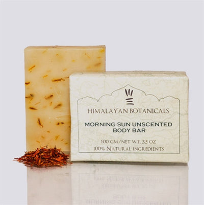 MORNING SUN UNSCENTED SOAP