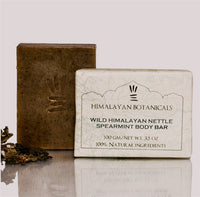 Wild Himalayan Nettle & Spearmint Soap - 100g