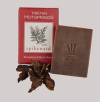 Spikenard Shampoo & Body Bar- 100g