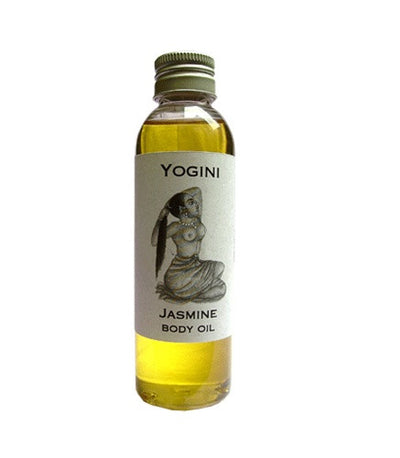 YOGINI JASMINE BODY OIL - 110 ml