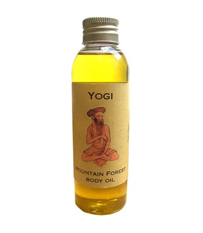YOGI MOUNTAIN FOREST BODY OIL - 125 ml