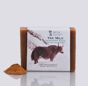 Yak Milk & Lavendar Soap - 100g