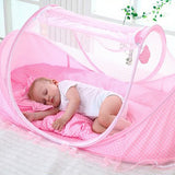 Anti Mosquito Portable Crib