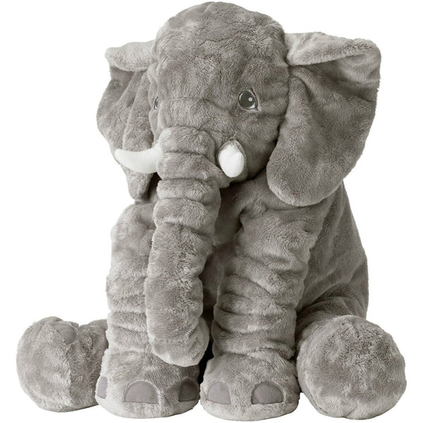 Giant Plush Elephant