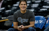 MARK CUBAN AND A-LIST CELEB JUMP ON BOARD THE SOUTH AFRICAN 'SOLE' TRAIN