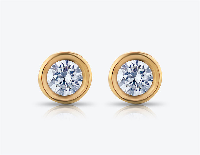 O' Diamond Earrings