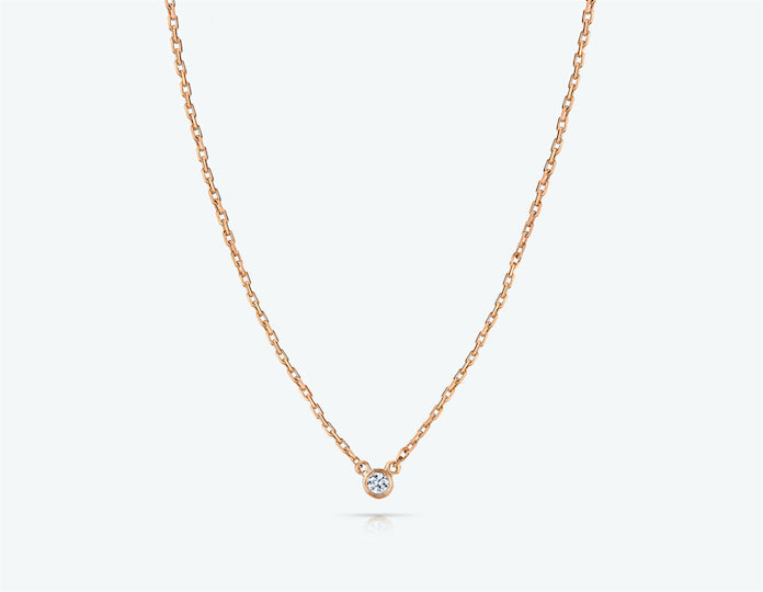 O' Diamond Necklace