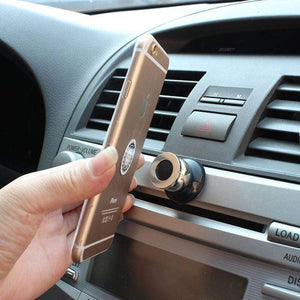 360 Degree Magnetic Phone Holder For Cars - Free Giveaway