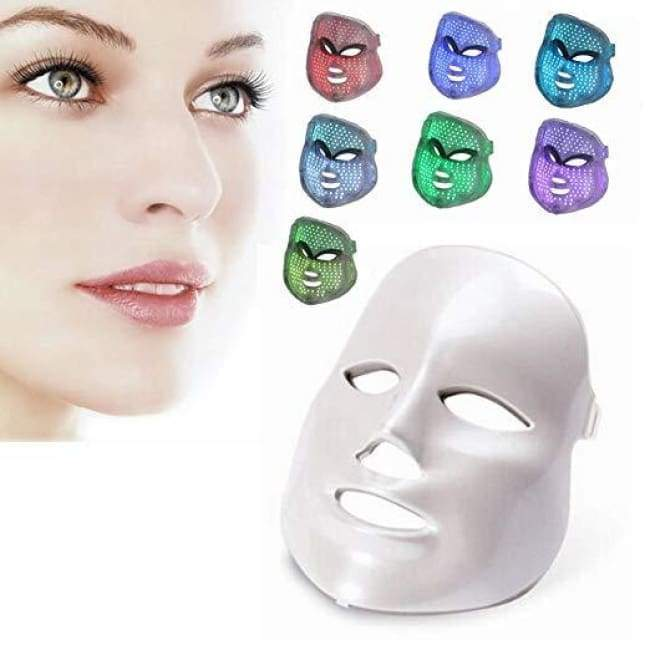 Led Face Therapy Mask - Beauty