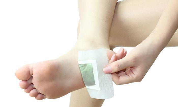 Weight Loss Foot Pads