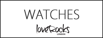 LoveRocks London Watches