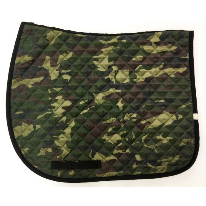 Lettia Saddle Pad - Camo