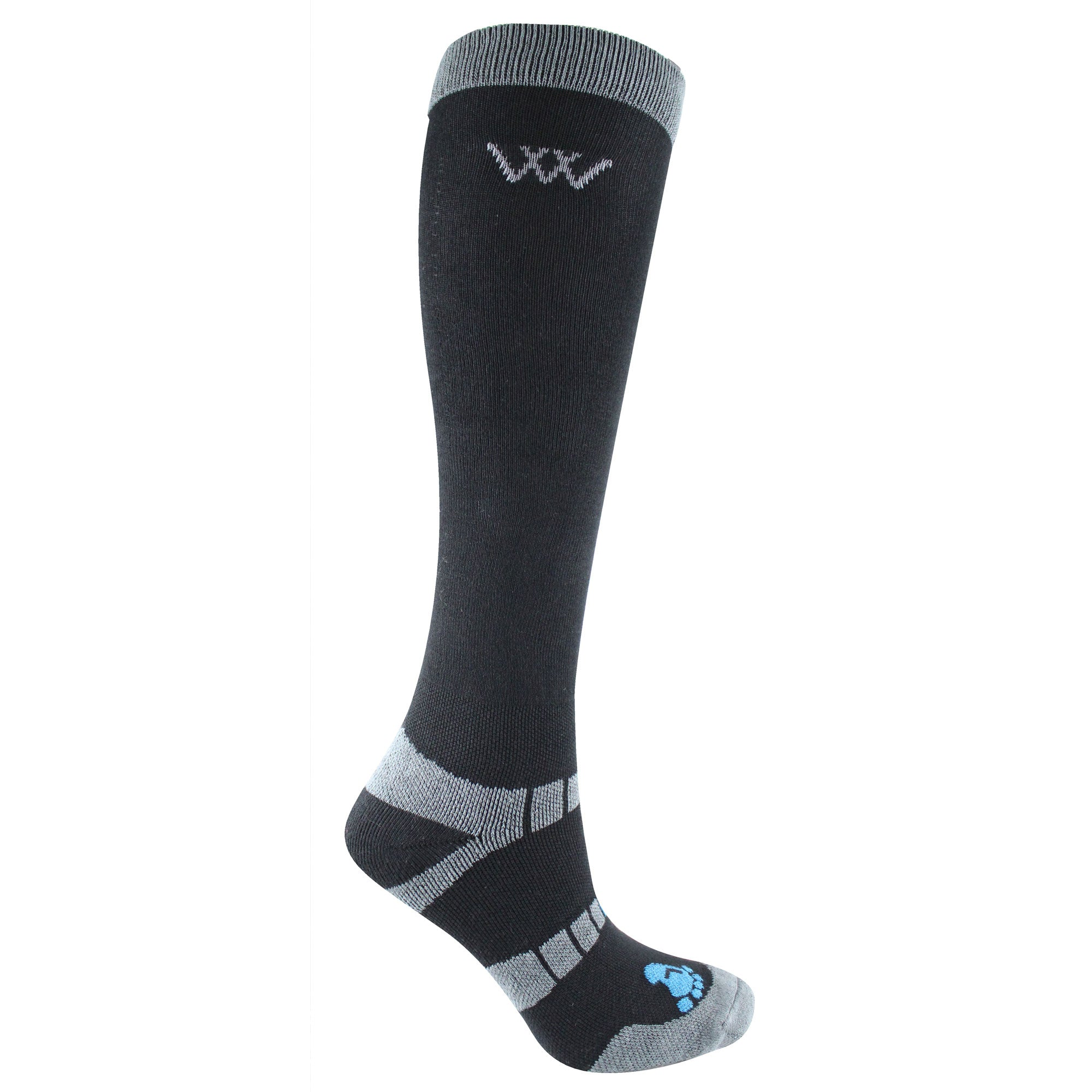 Woof Wear Performance Bamboo Boot Sock 2-Pack