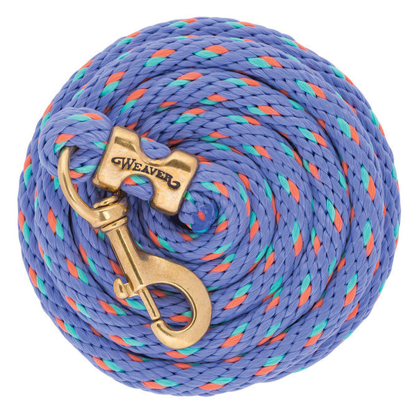 Weaver Poly Lead Ropes - Colors