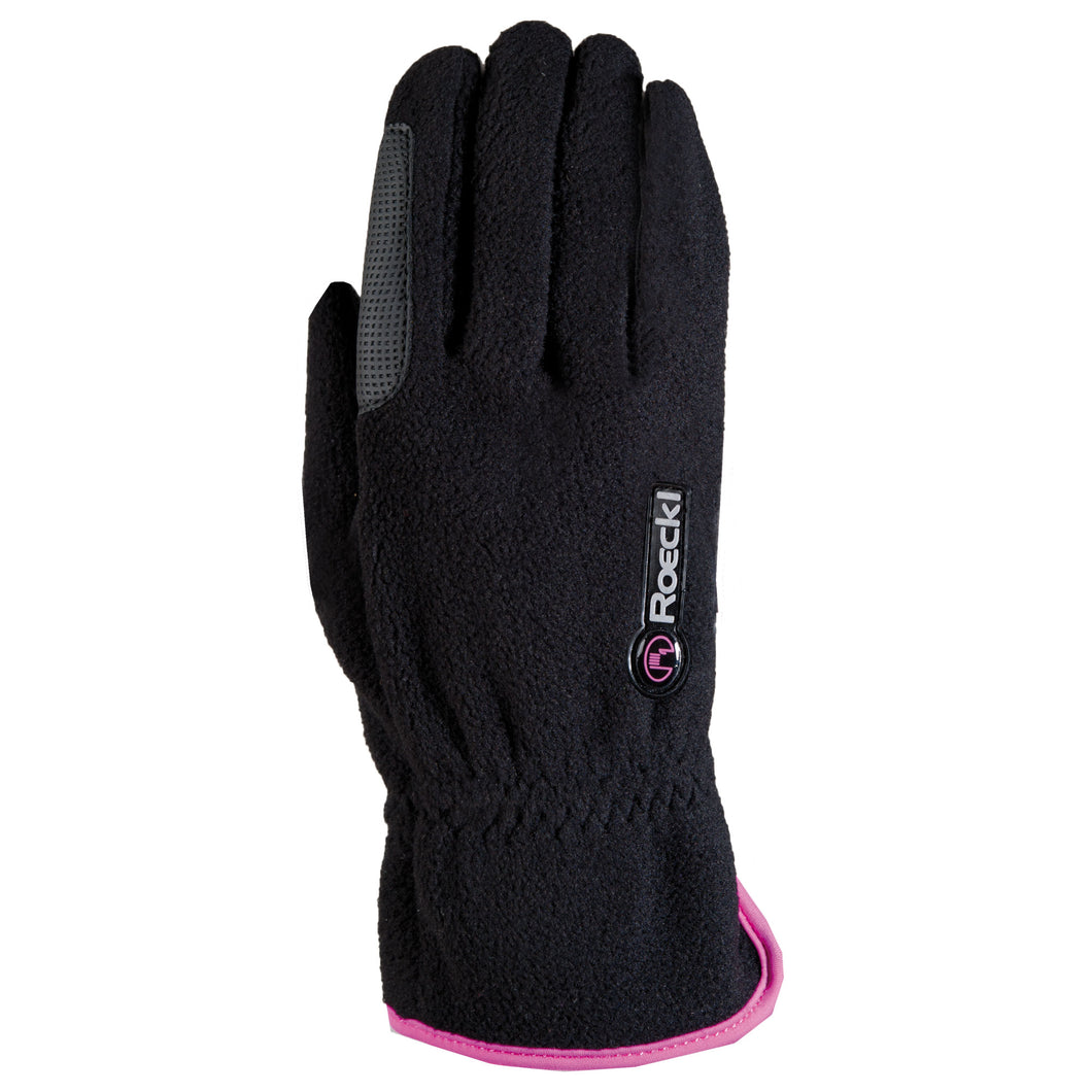 Roeckl Kairi Winter Riding Gloves - Youth