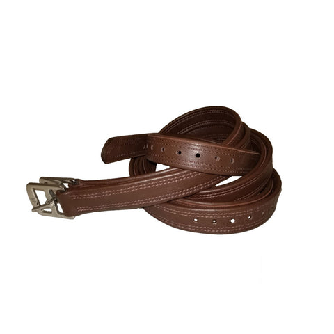 Pro-Trainer Covered Stirrup Leathers