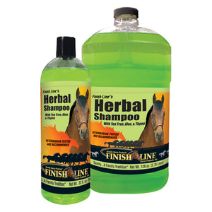 Finish Line Products Herbal Shampoo
